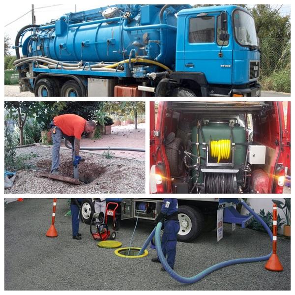 Los mejores trabajos en Alfacar con Desatascos Alfacar, servicios baratos